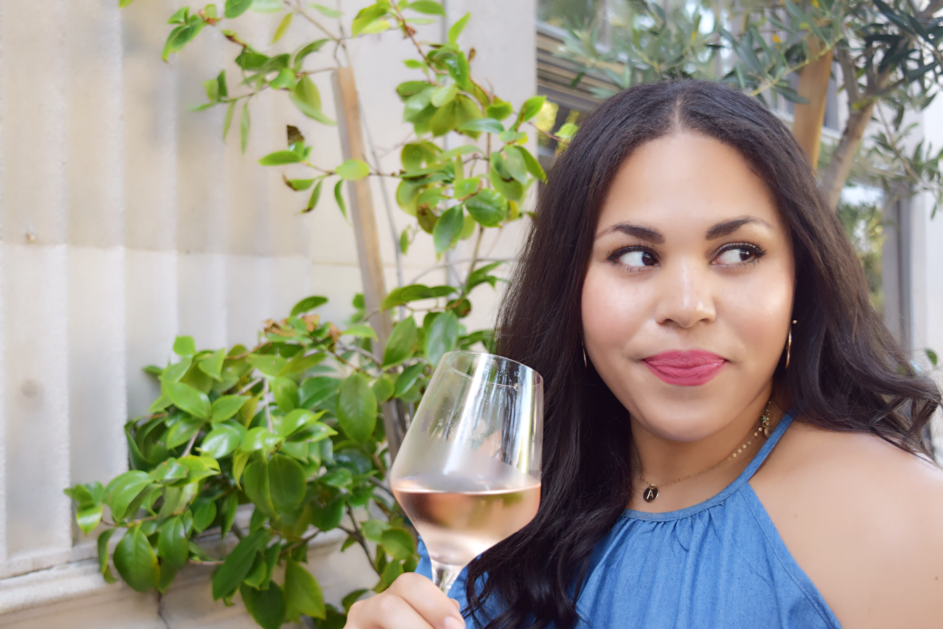 How Rosé Wine Is Made + Sipping Rosé in Style
