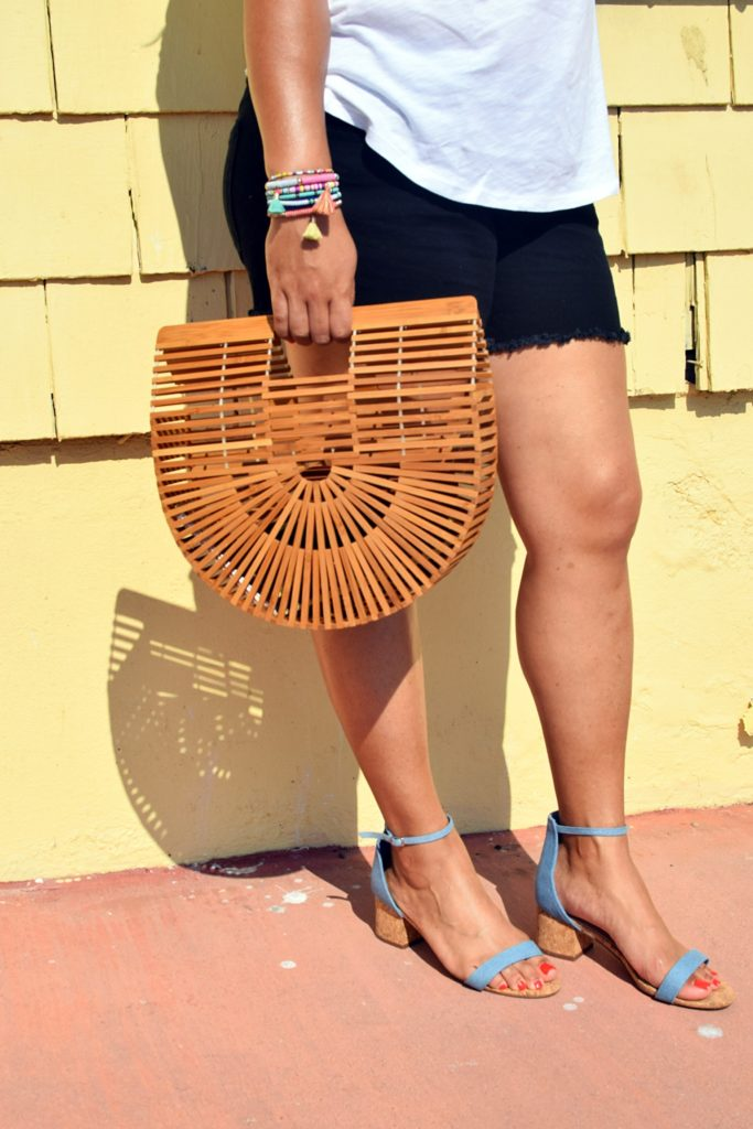 bamboo purse bloggers wear