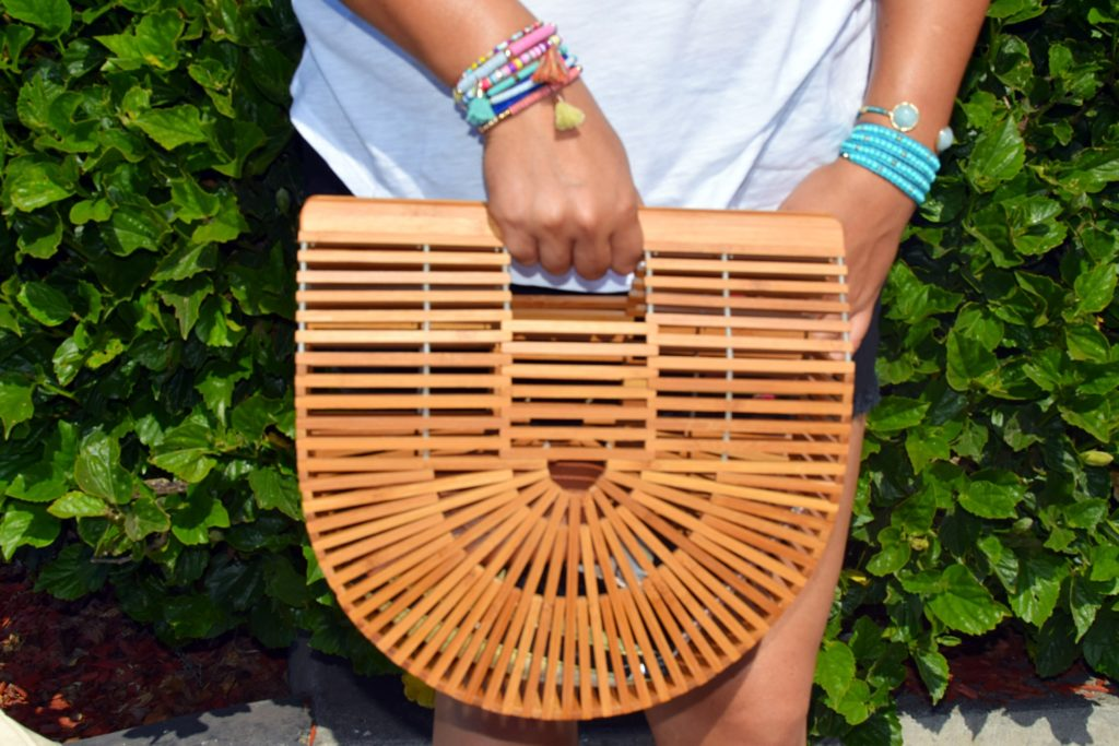bamboo purse fashion bloggers wear