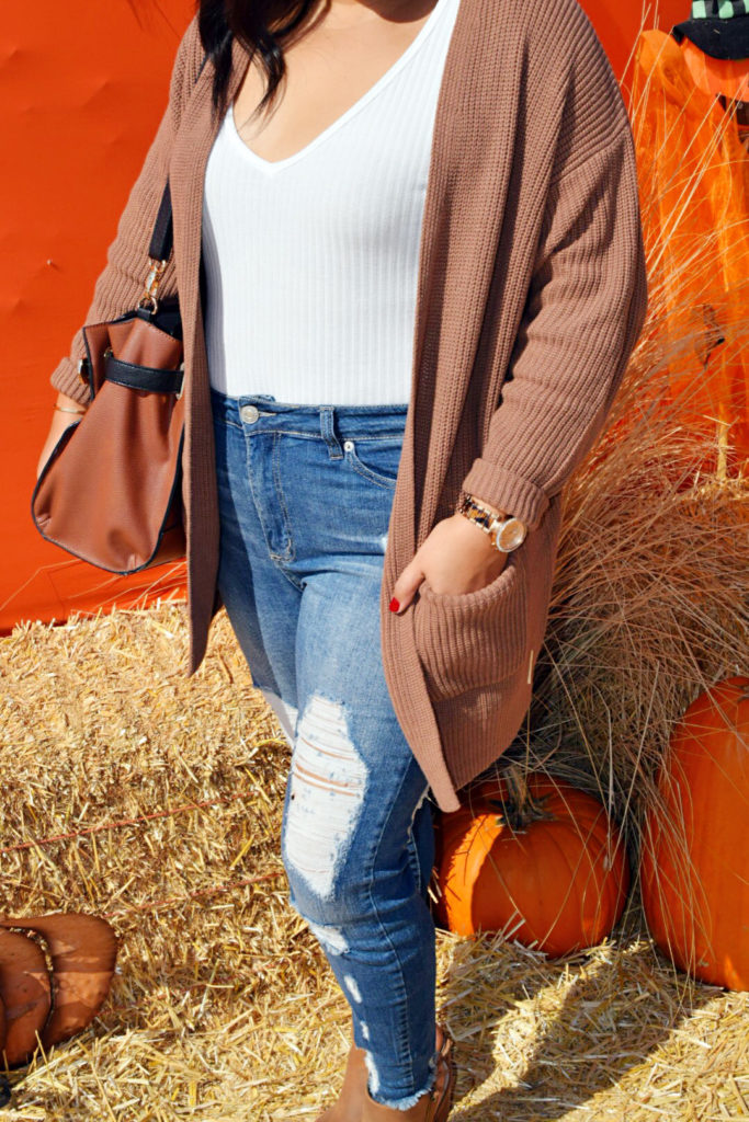 best fall cardigan
