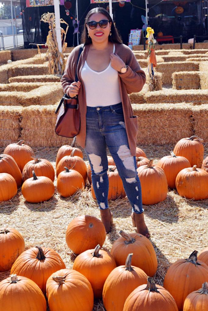 best fall cardigan