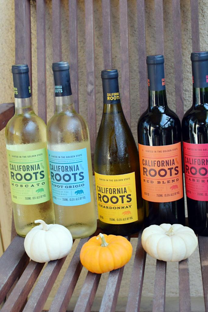 5 target wines