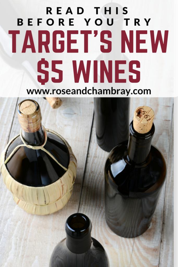 target wines