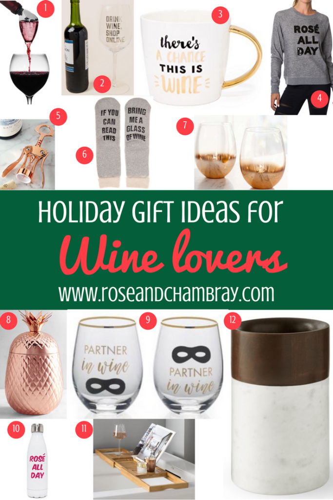 wine gifts for the holidays