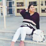 maroon sweater for fall