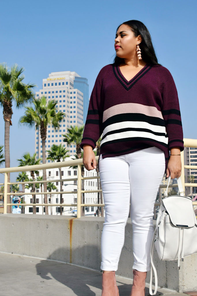 white pants for fall