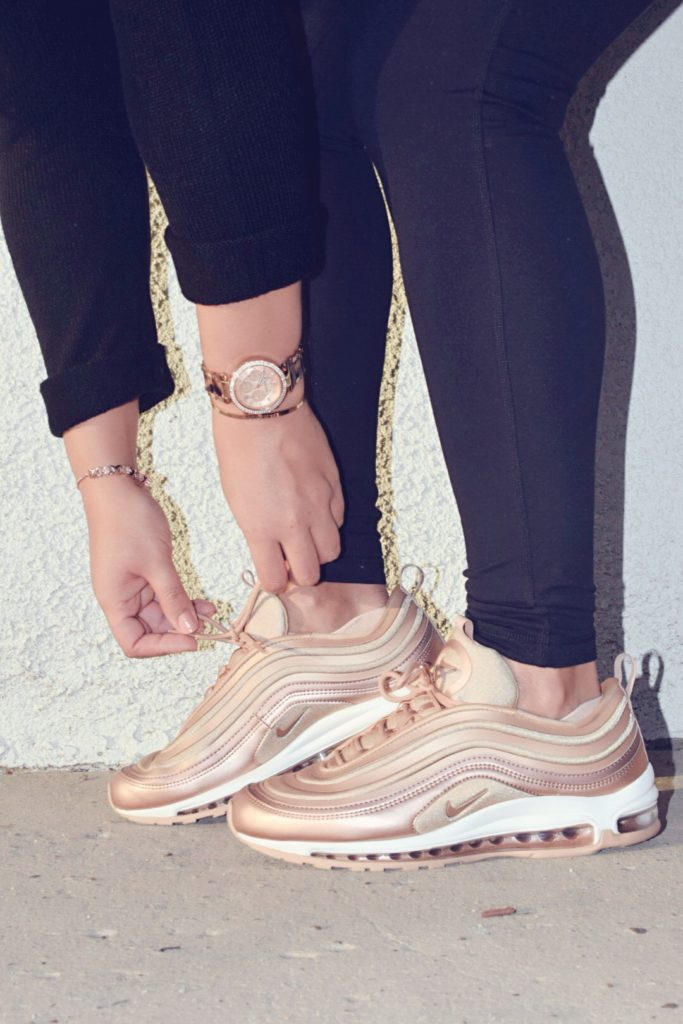 AIR MAX '97 ULTRA '17 rose gold
