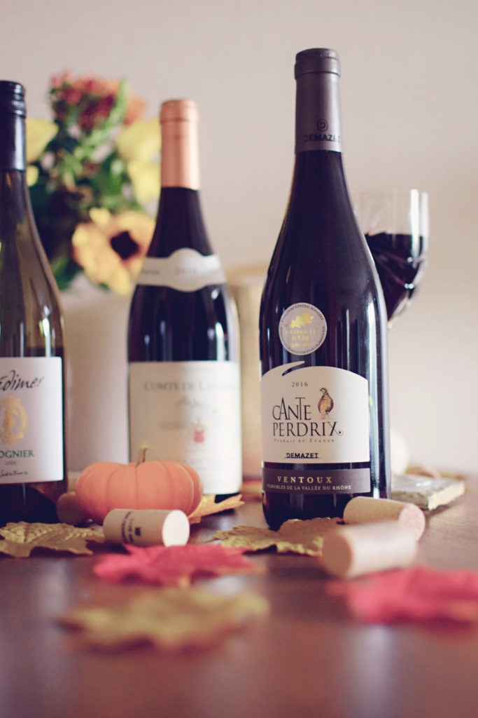 wines to drink thanksgiving and christmas