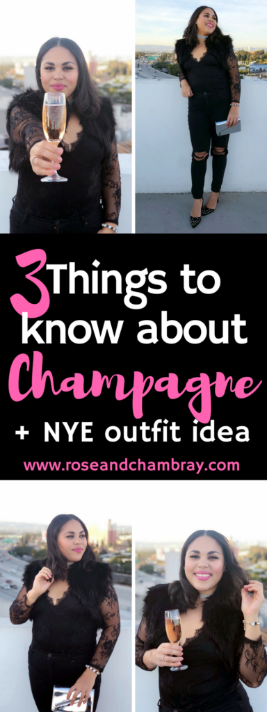 champagne and new years eve outfit ideas
