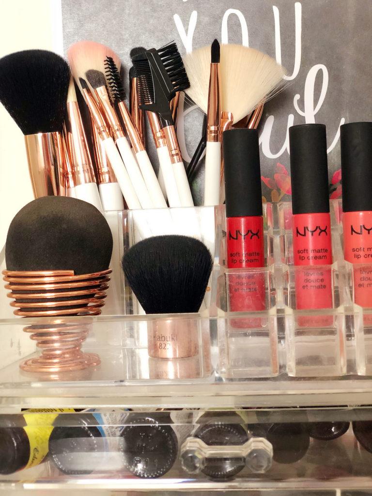 makeup brushes on amazon