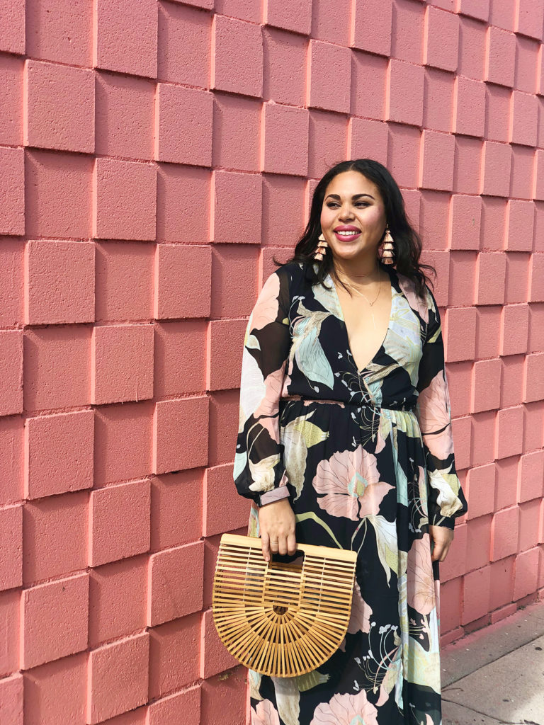 Spring Outfit Ideas Maxi Dress