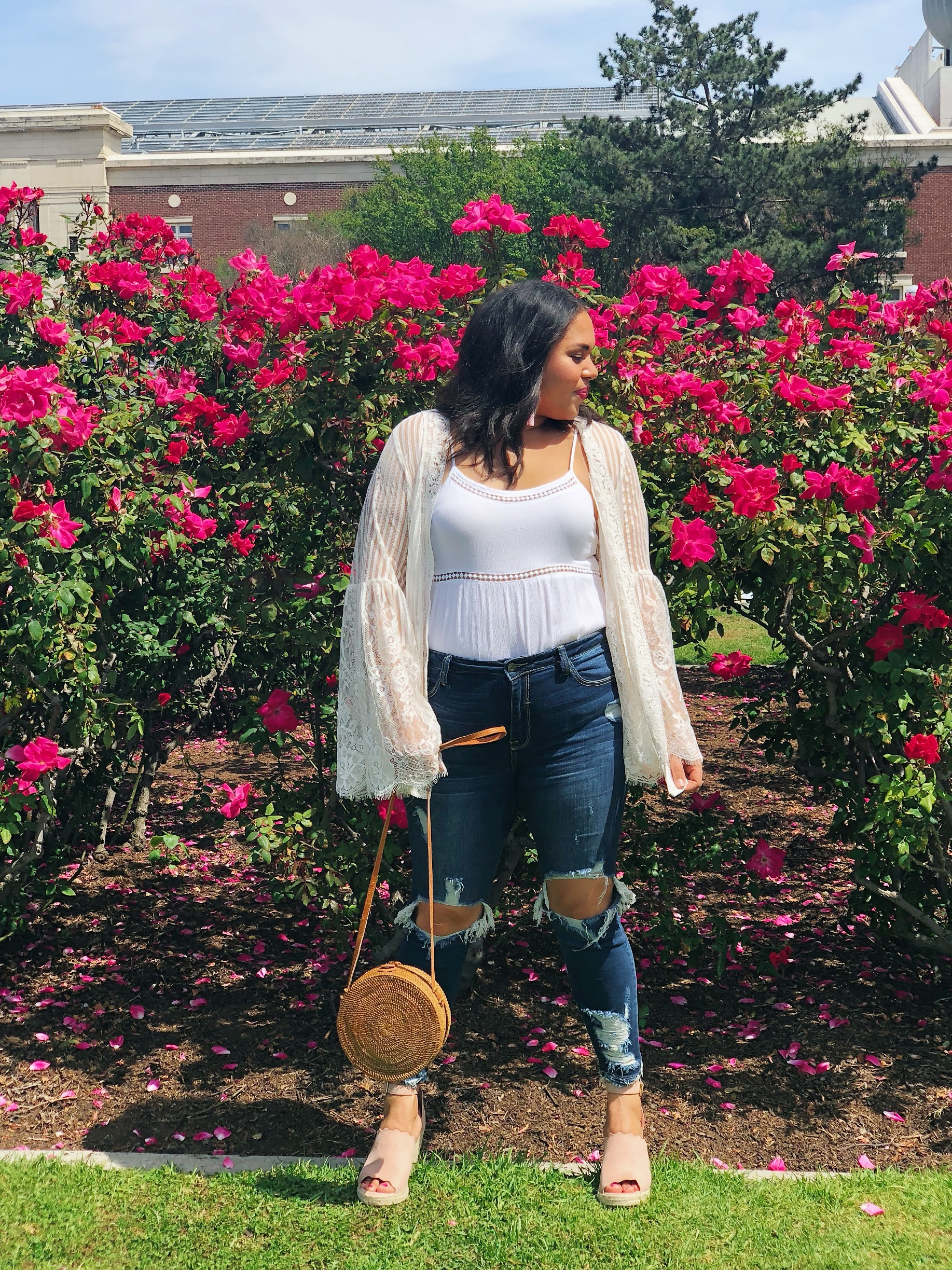 Curvy Girl Fashion Tip: Tuck Your Shirt Into Your Pants +$375 Nordstrom Giveaway
