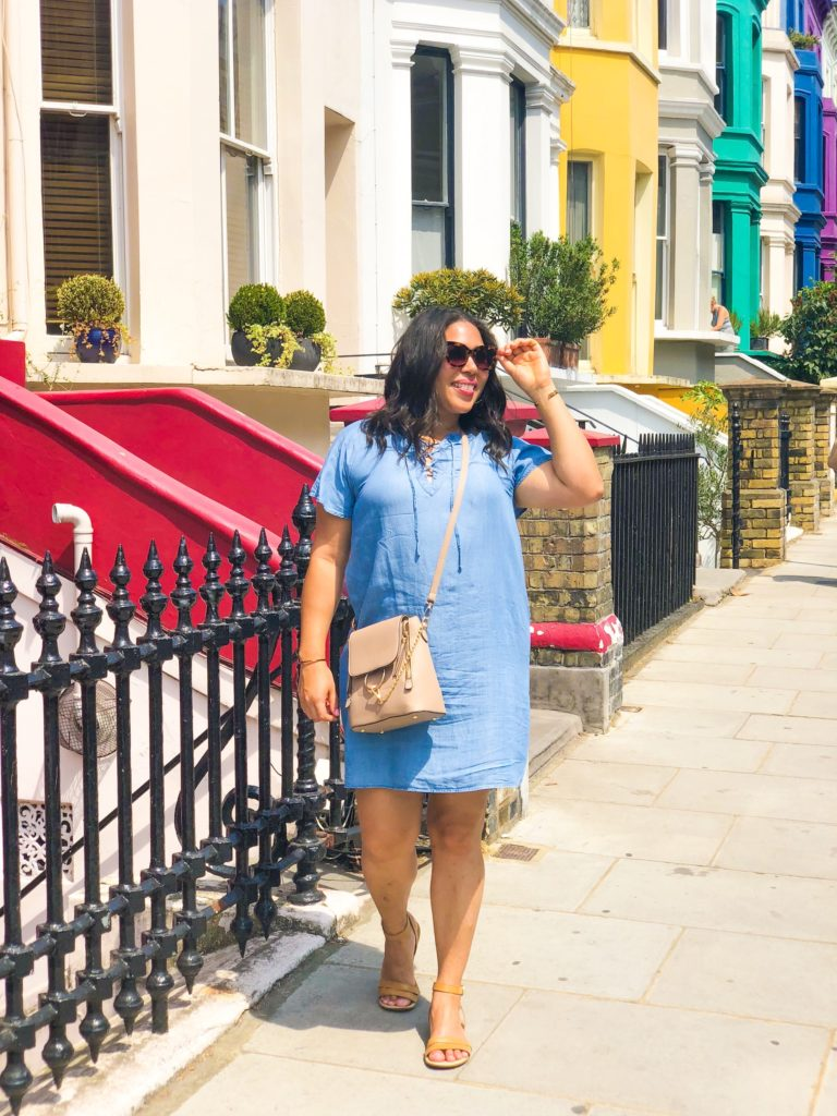 things to do in london- notting hill