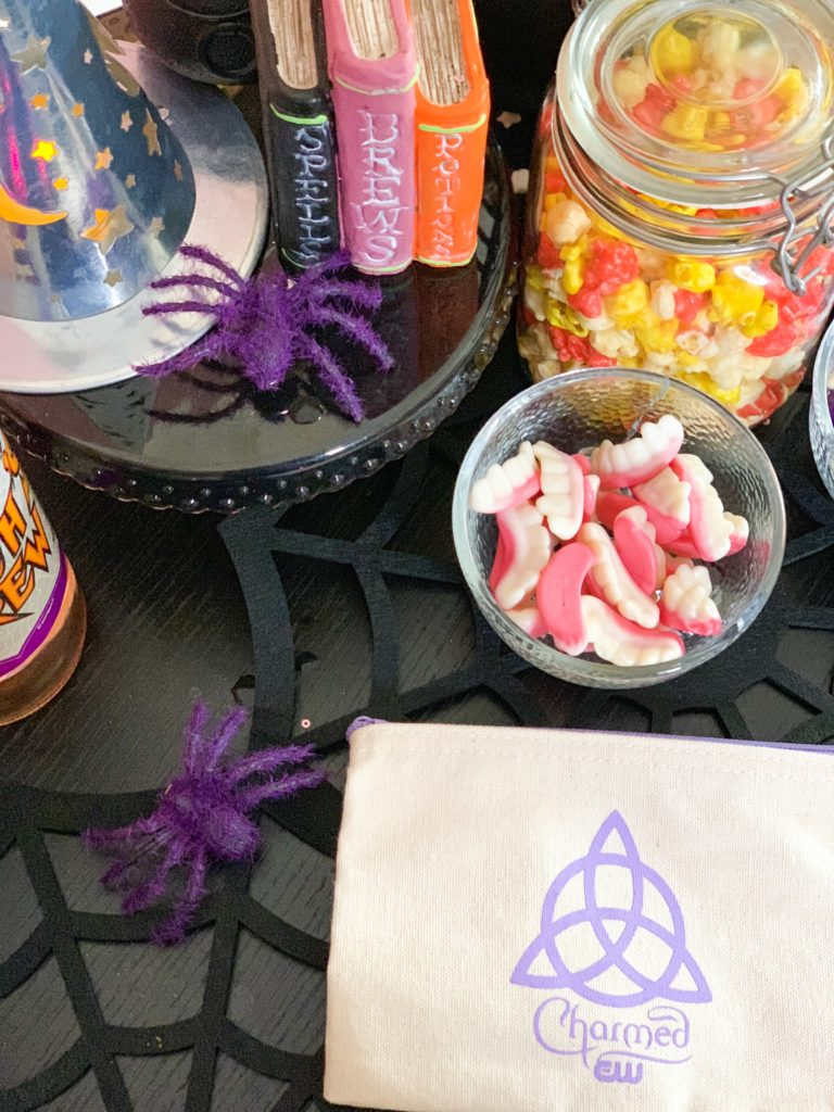 girls night in halloween party idea