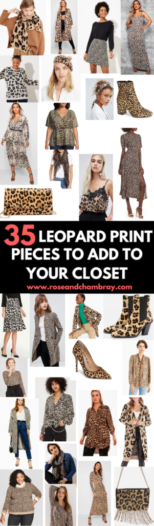 35 leopard print outfits to try and shop