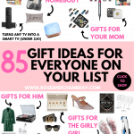 gift guide, gift ideas, holiday gift guide