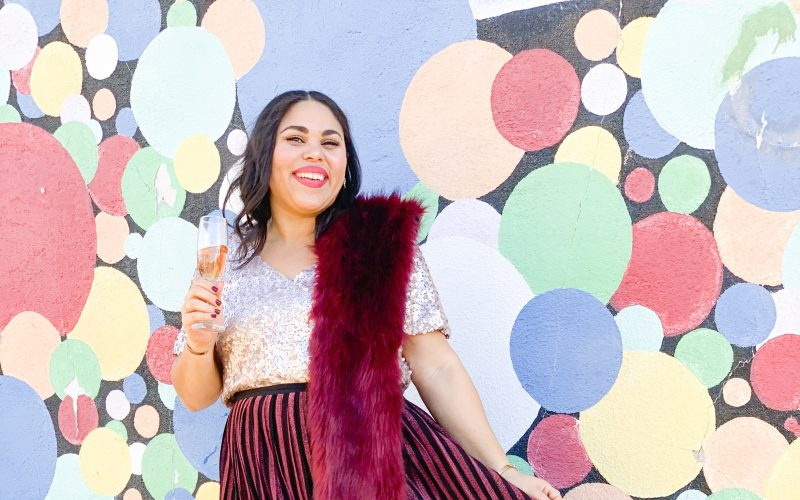 3 Sparkling Wine Recommendations That Aren't Campagne + New Year's Eve Outfit Idea