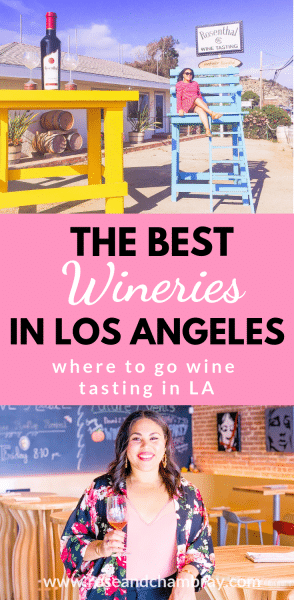 Best wineries in los angeles