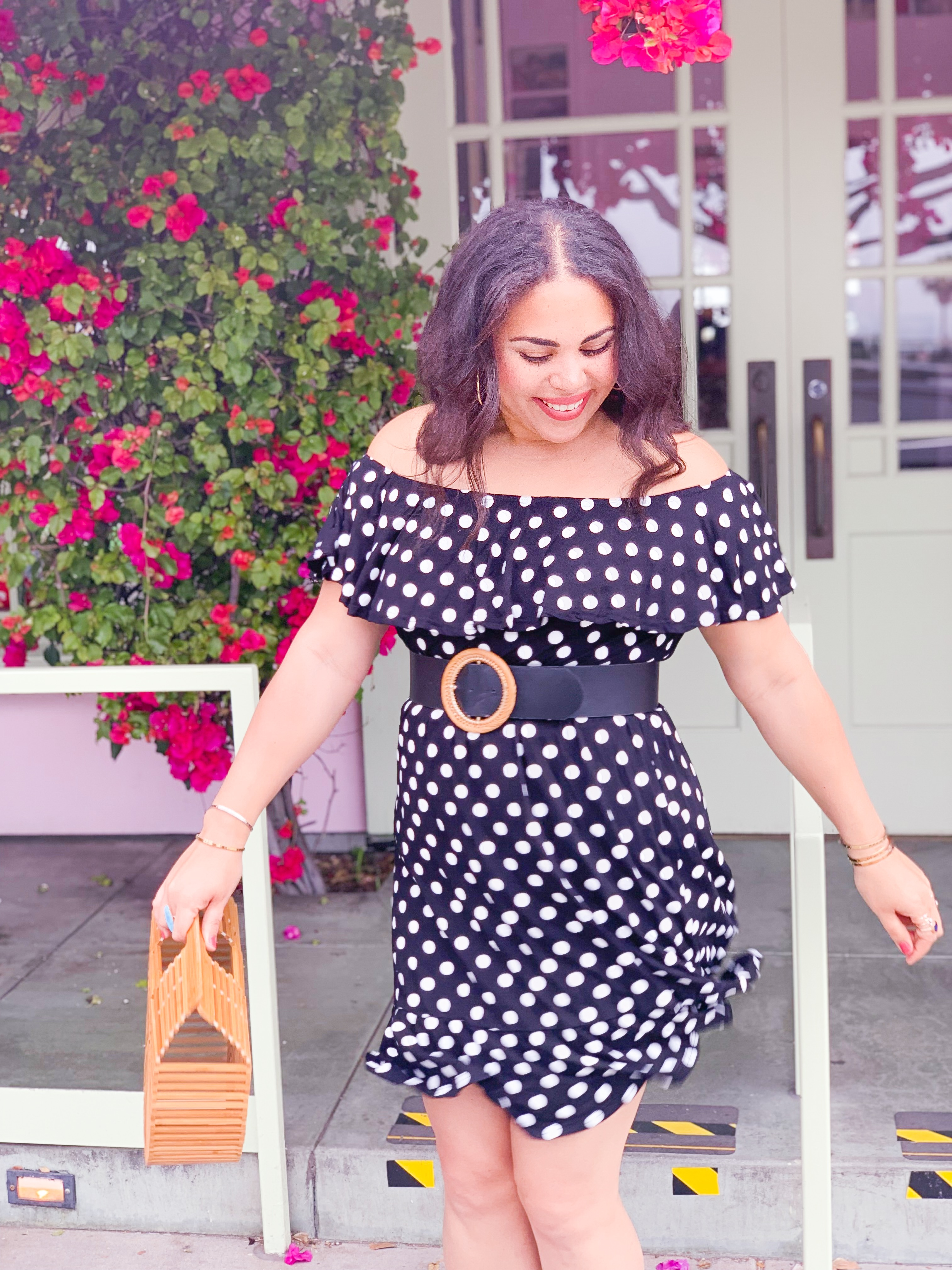 How to Wear Black Dresses & Tops in the Summer