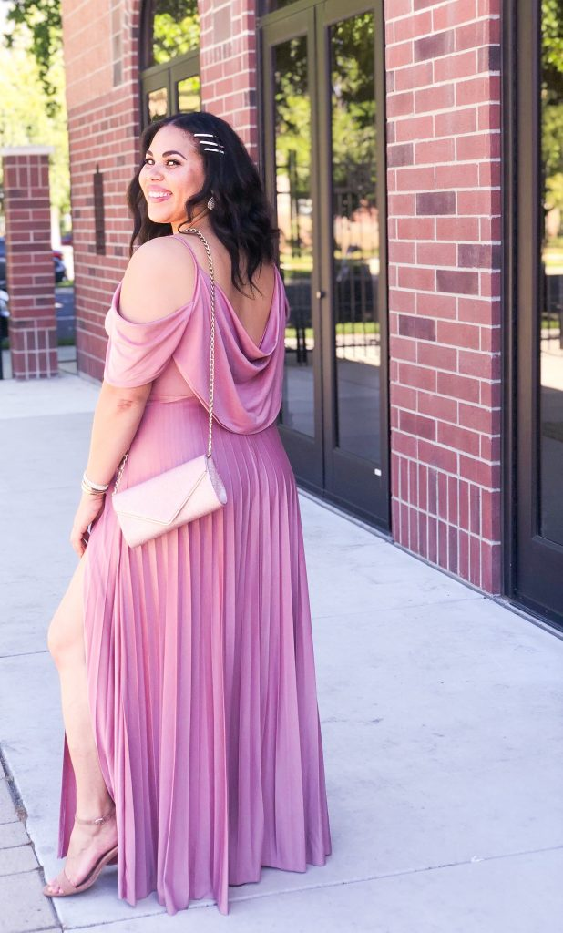 Gorgeous Wedding-Guest Outfit For Under $100