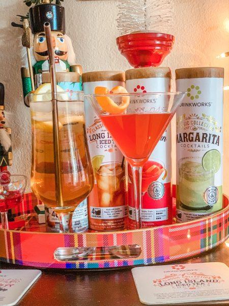 drinkworks home bar cocktails