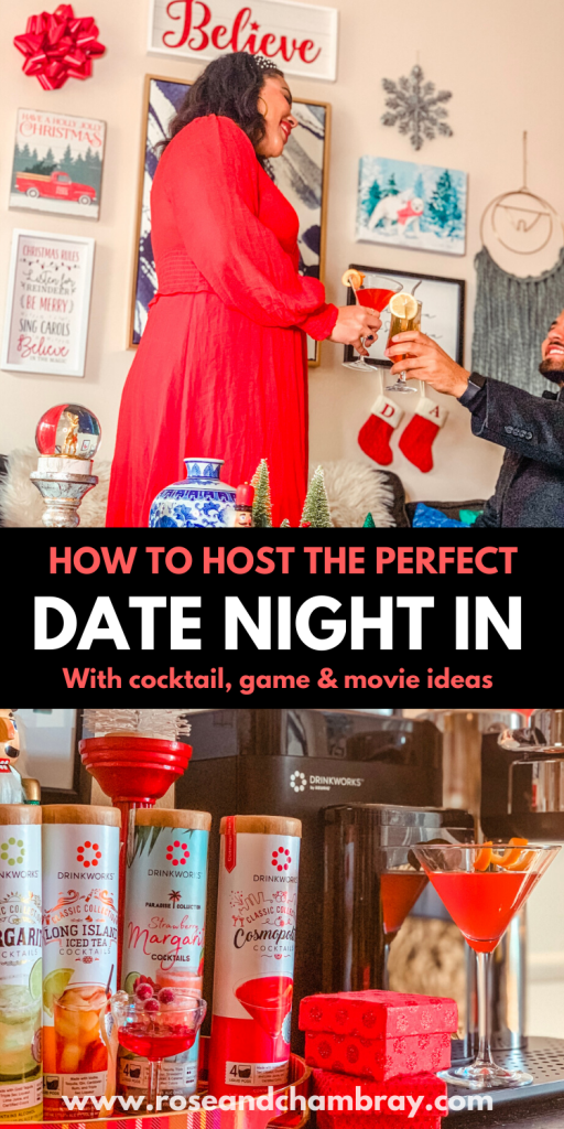 how to host date night in