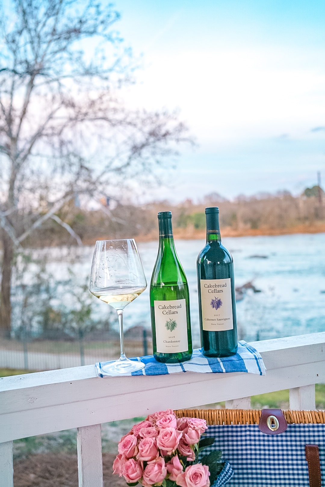 cakebread cellars wine picnic